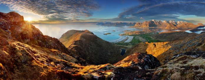 Home of the old Norse gods. Lofoten, Nordland, Norway. | Photo: TTstudio - adobe stock - copyright.